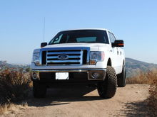 lifted bilstein 5100's and bfg 285:70:1710