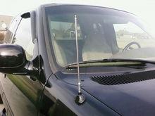 new antenna