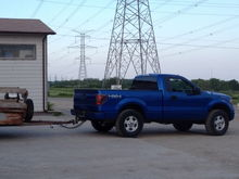 Toyo M/t's and a 2 inch level