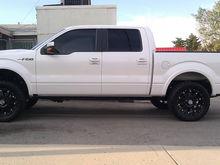New XD Hoss Wheels!!! 20x9