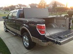 2013 King Ranch LineX Liner, Pinstripes