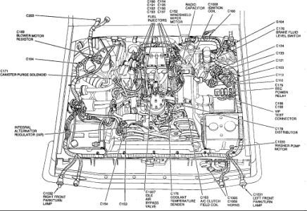 1989 f250 engine diagram 2001 f250 engine diagram temp sensor location - ford f150 forum - community of ford ...