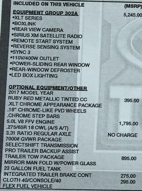 How Much Can An F150 Tow >> what is included in the trailer tow package? - Ford F150 Forum - Community of Ford Truck Fans