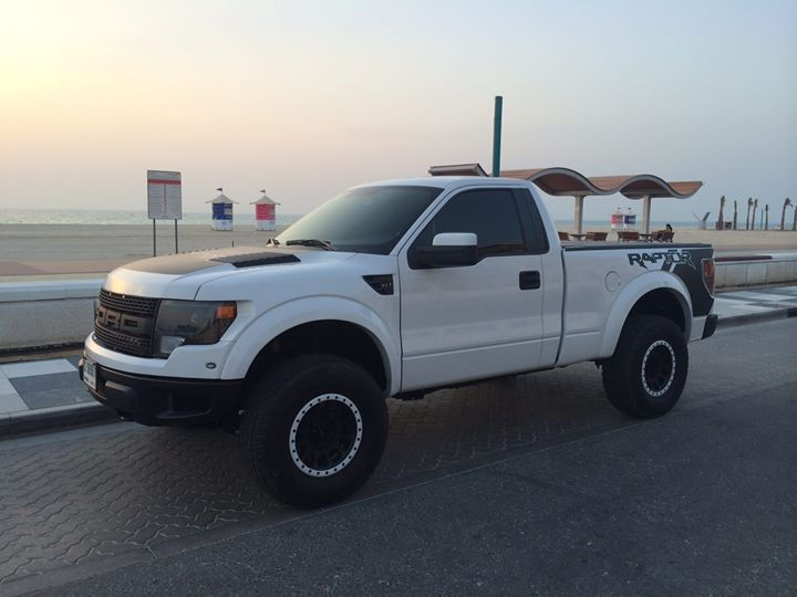 Dubaistyle F150 Single Cab To Raptor Conversion Total