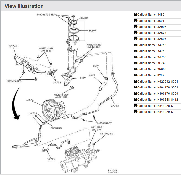 Power Steering Pump Help    - Ford F150 Forum