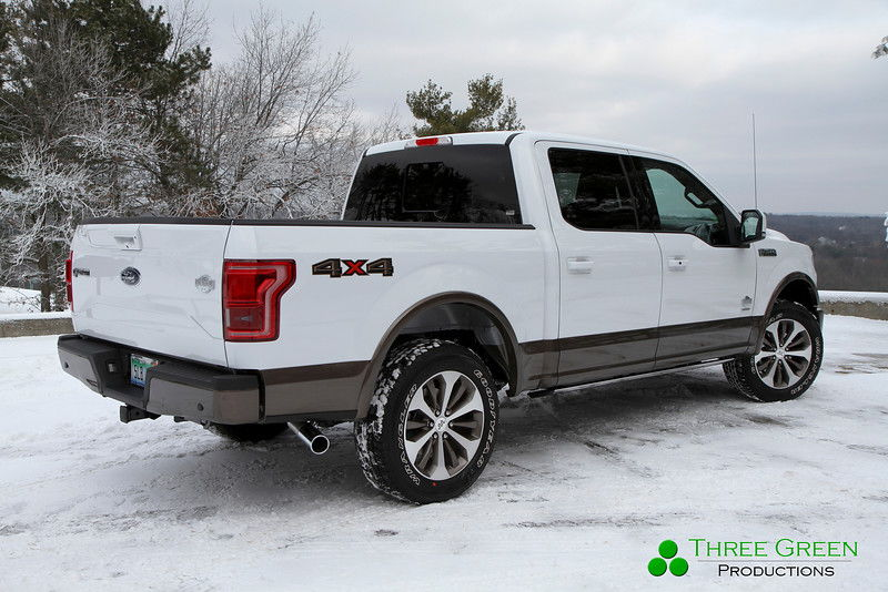 2015 king ranch badging on tailgate ford f150 forum. Black Bedroom Furniture Sets. Home Design Ideas