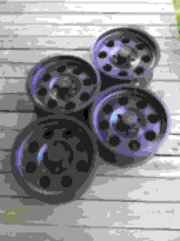 1985 f150 4x4 wheel bolt pattern