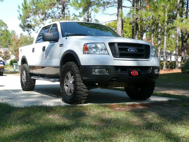 35 Tires On Stock Rims F150online Forums