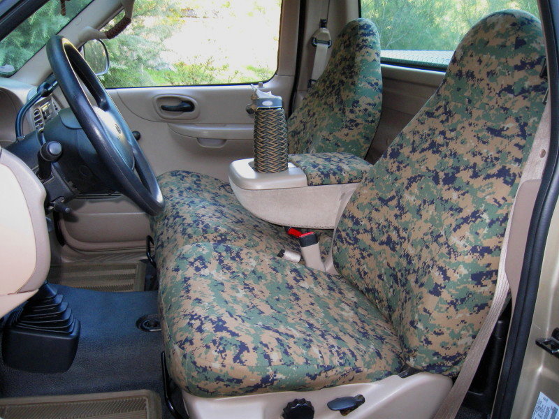 ford f150 lariat camo seat covers velcromag