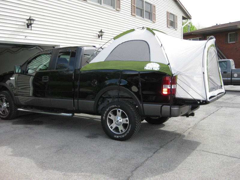 & Truck Tent - F150online Forums