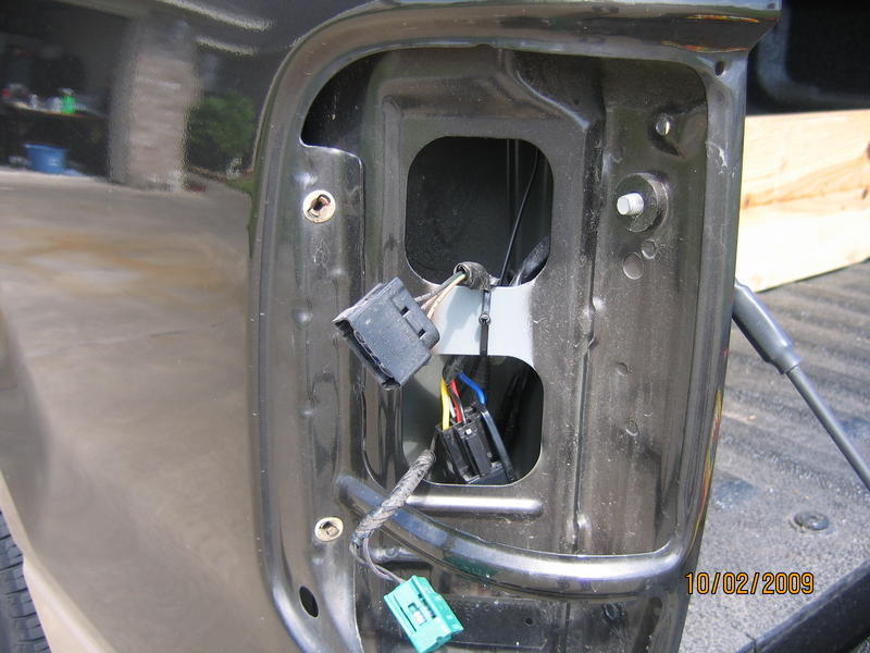 Auxiliary Back-up Lights