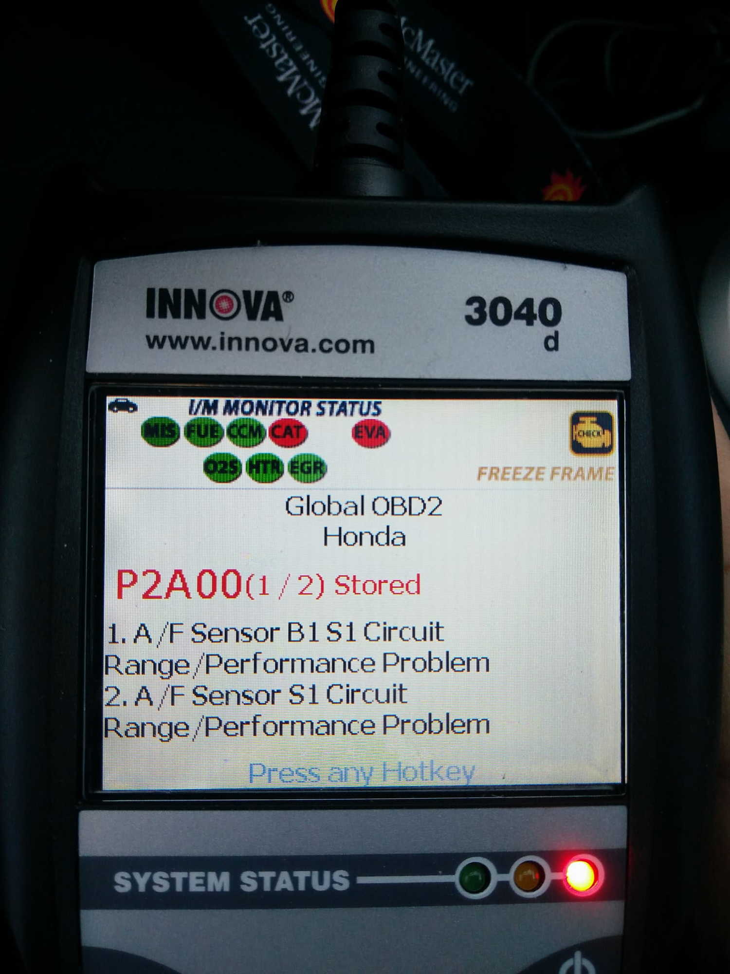 p1157 Engine code    HELP PLEASE!!!1 - Unofficial Honda FIT Forums