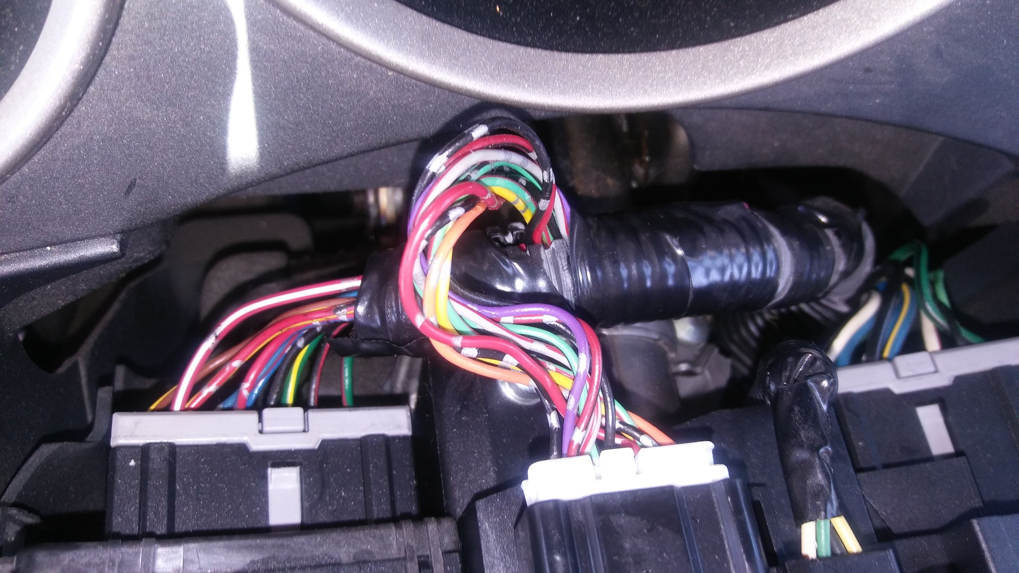 Fyi Regarding Headlight Switch Recall Unofficial Honda Fit Forums Headlamp Wire Harness 2008 Low Issue