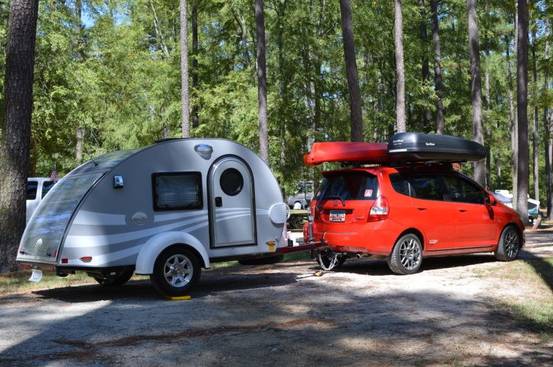 And just for kicks hereu0027s my girlfriendu0027s new Honda HR-V on a trip with the teardrop & Honda Fit and teardrop camper LOTS OF PICS :-) - Unofficial Honda ...