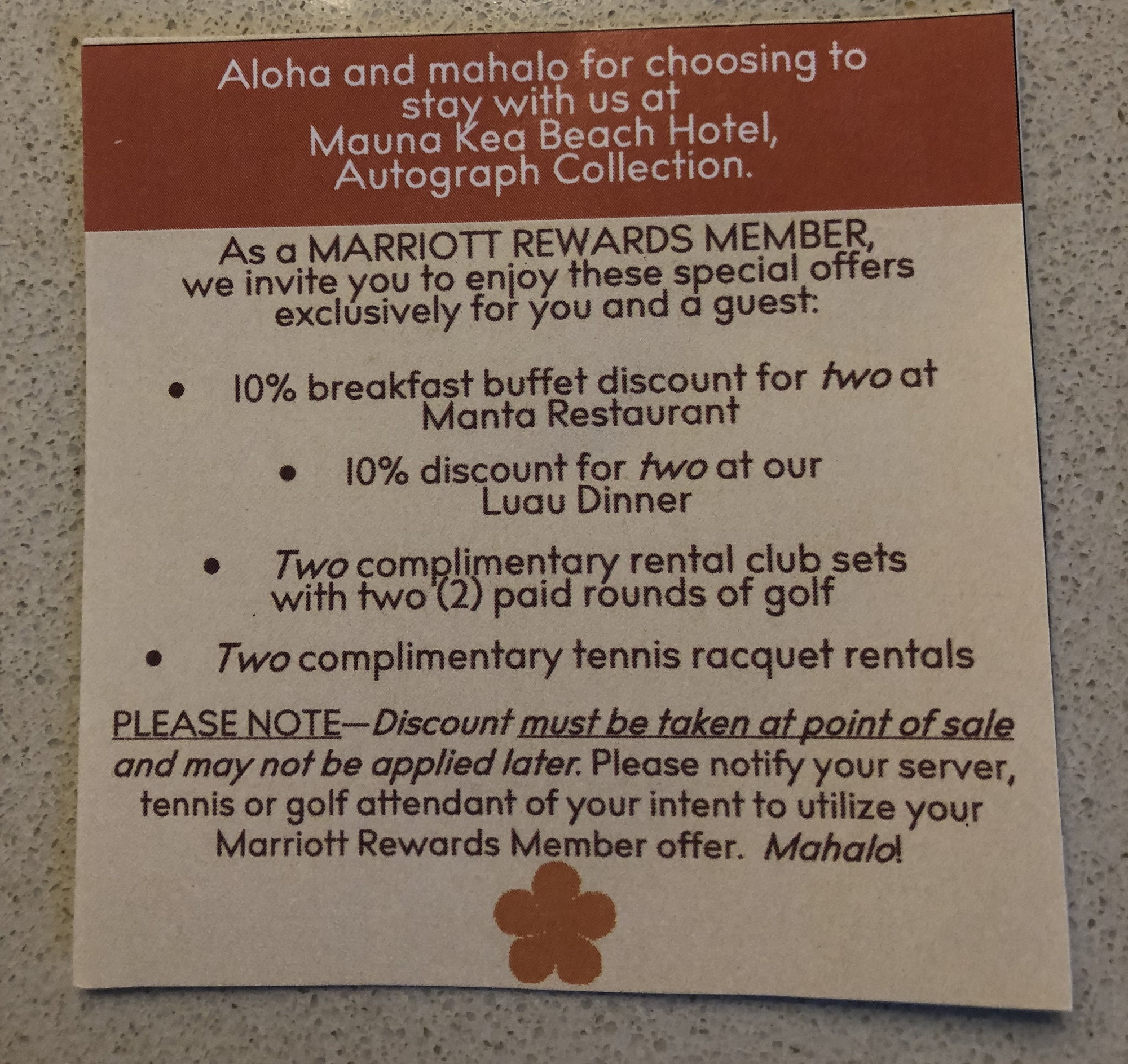 Mauna Kea Beach Hotel Autograph Collection, Big Island of