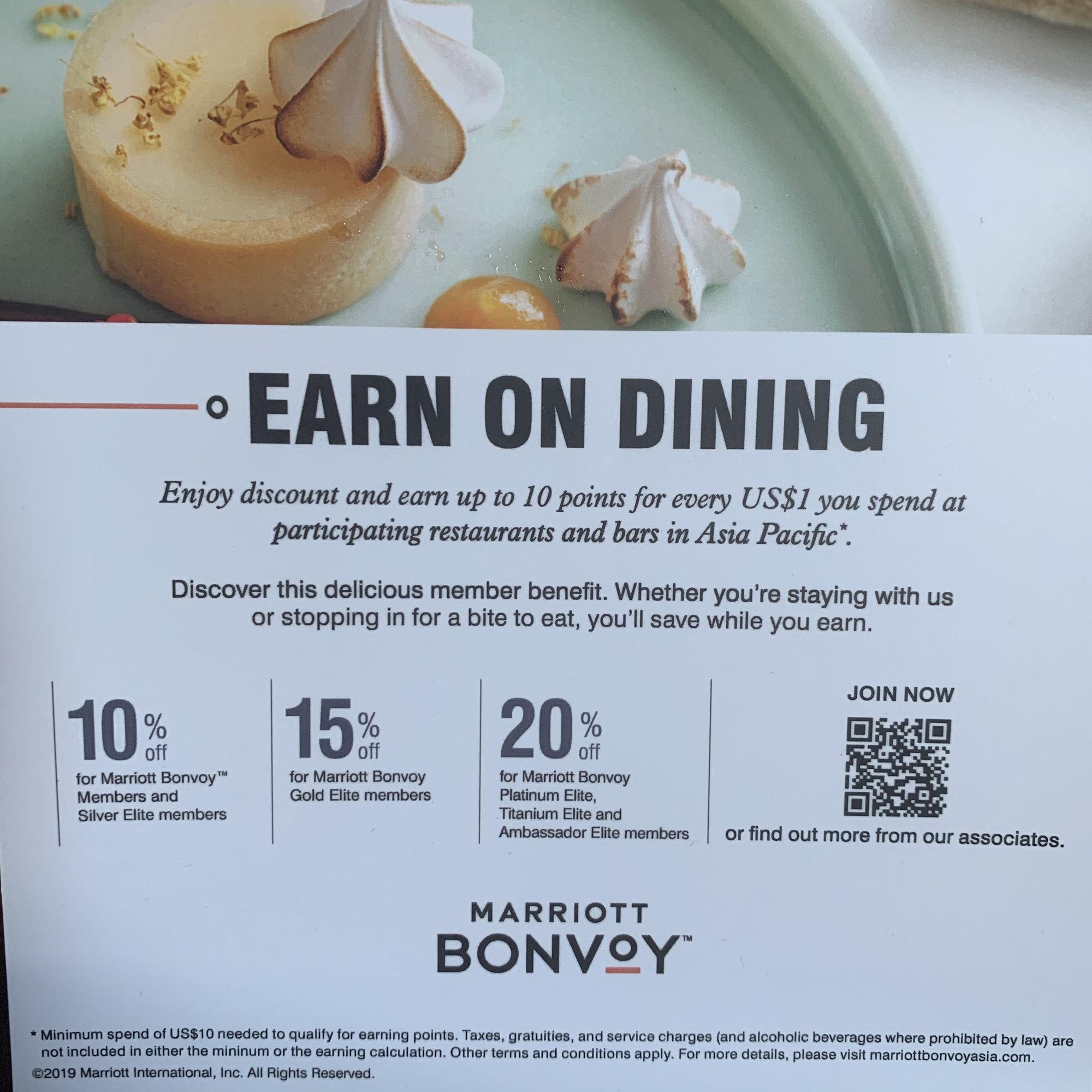 Marriott Bonvoy Asia Pacific