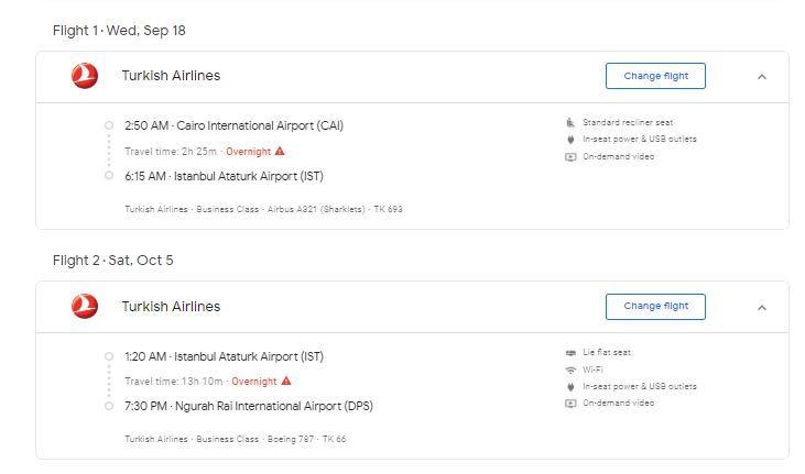 Tk cai - dps 1068 eur r/t 787-9 - FlyerTalk Forums