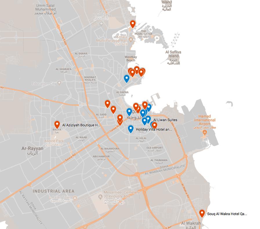 Qatar - Doha Hotel stopovers no longer free - FlyerTalk Forums