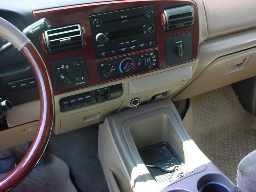 Custom Center Console Ford Truck Enthusiasts Forums