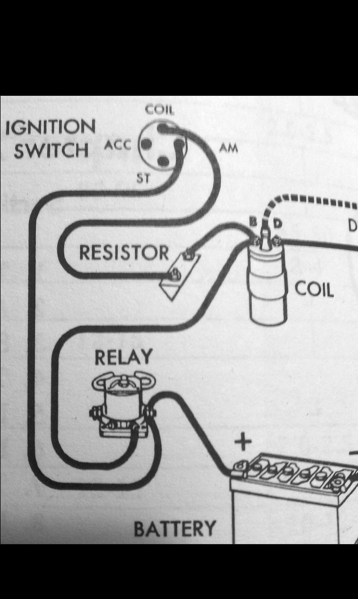 1959 Wiring Diagram