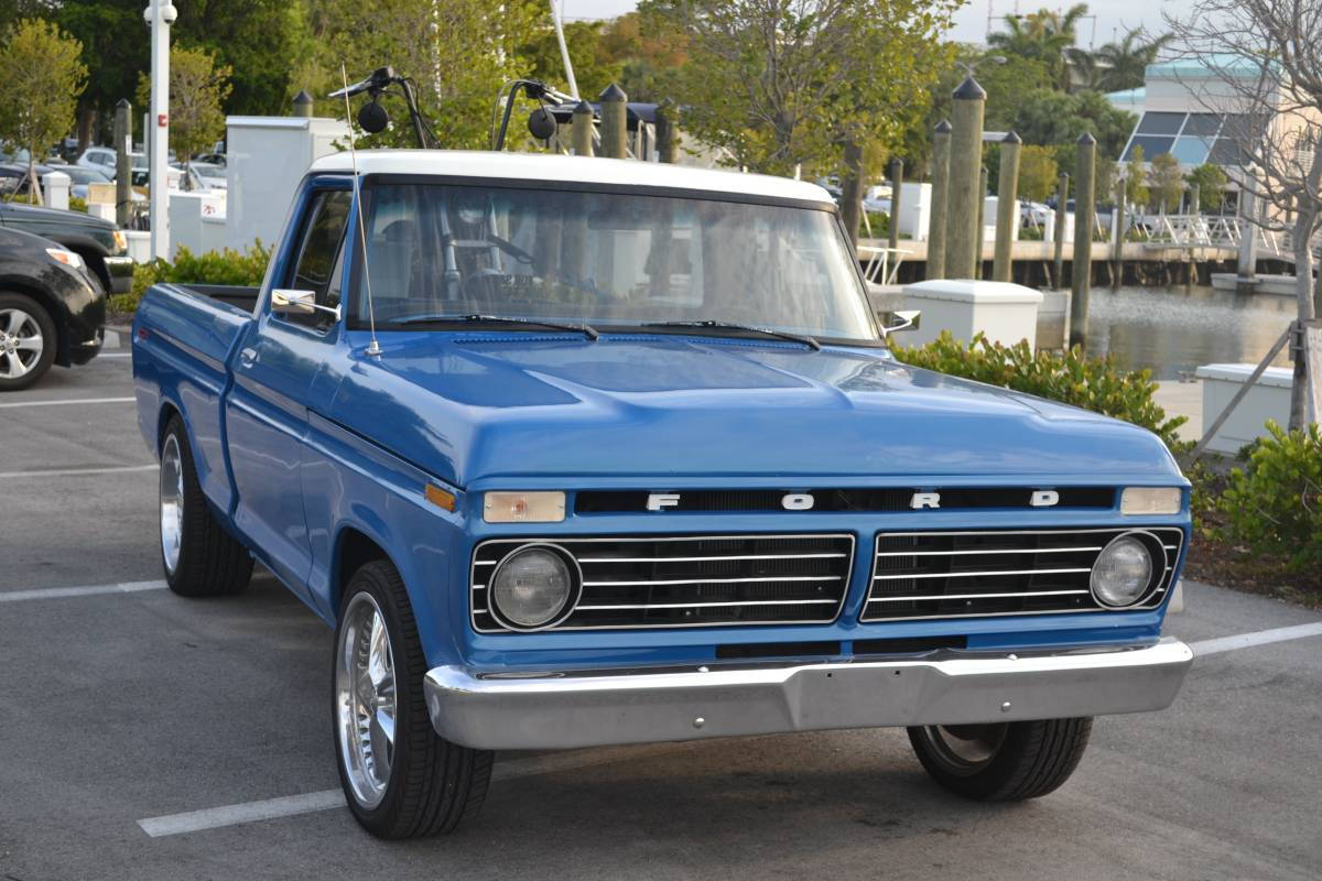 1976 F100 Custom Ford Truck Enthusiasts Forums