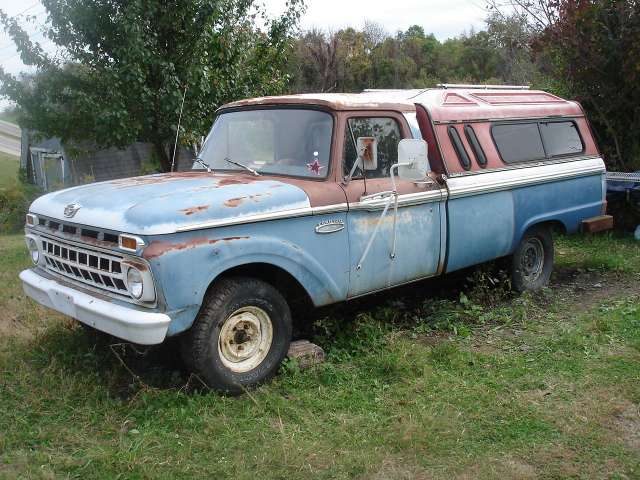 Ford F 100 Style Side Twin I Beam Ford Truck Enthusiasts Forums