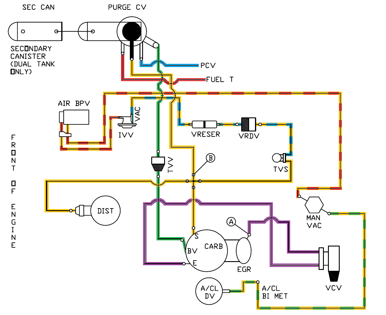 Where To Connect Vacuum Advance - Page 2