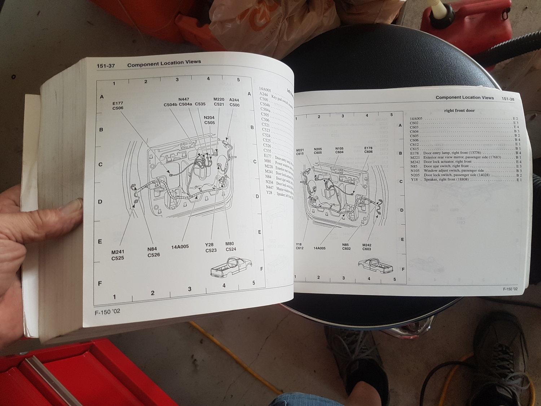 2002 F 150 Wiring Diagram Book