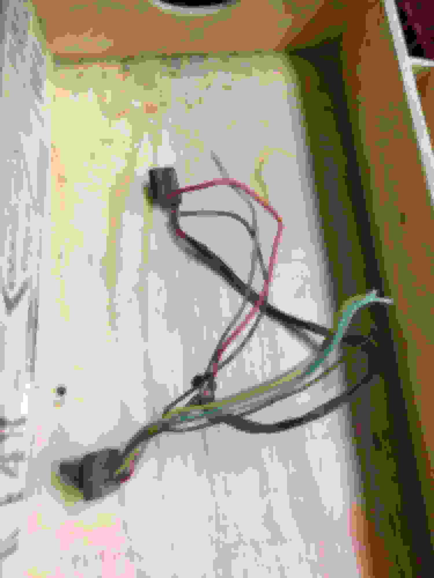 64 Ford F100 Headlight Wiring