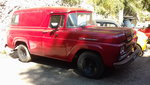 1960 F100 Panel Truck