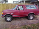 Garage - 91 Bronco