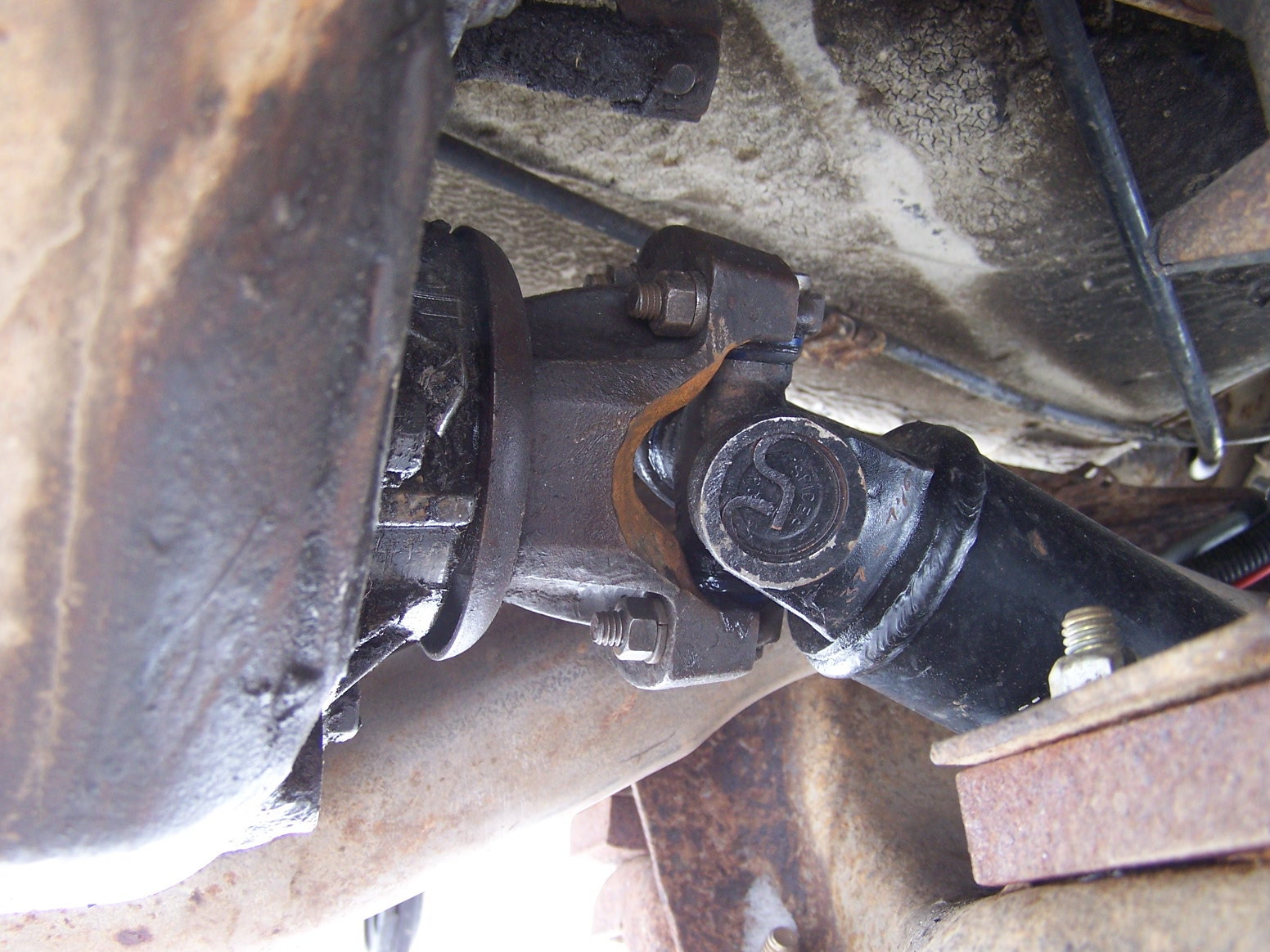 Grinding noise from NP205 - Ford Truck Enthusiasts Forums