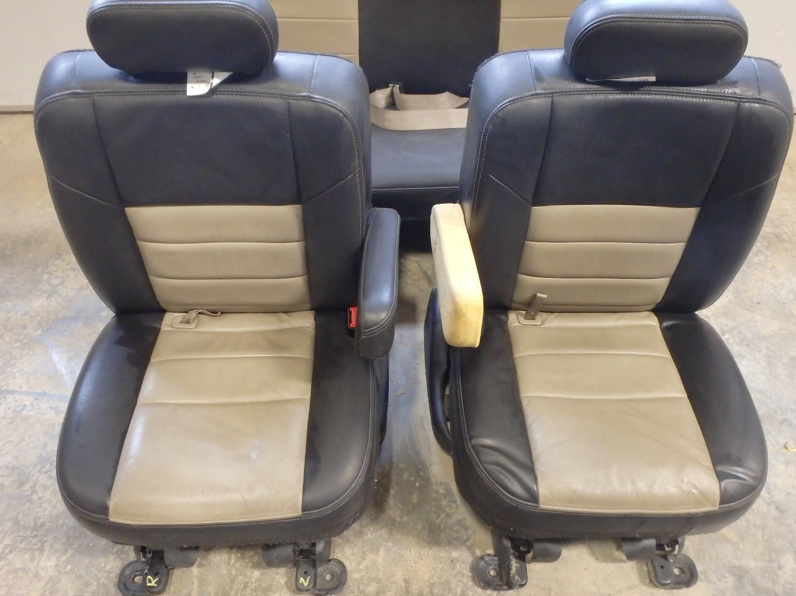 second row excursion captain seats ford truck enthusiasts forums. Black Bedroom Furniture Sets. Home Design Ideas