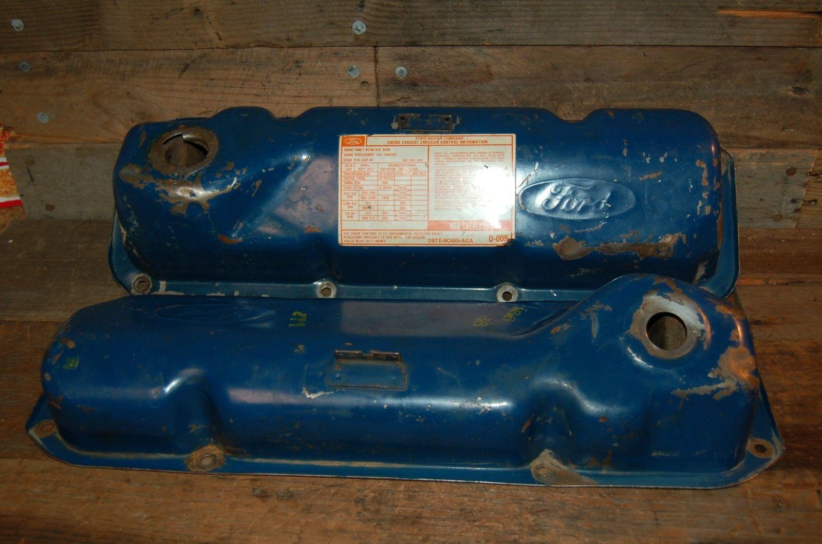 Bronco 1978 Vacuum Schematic And Emissions