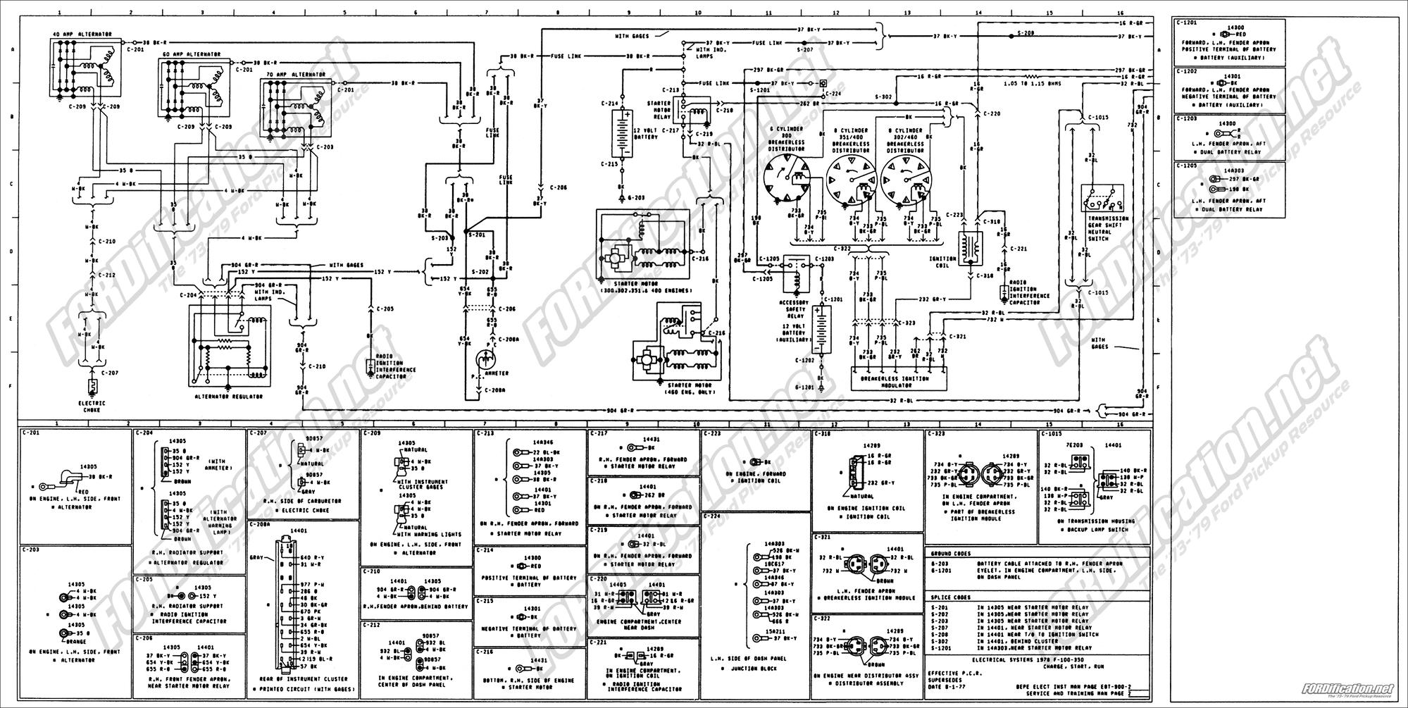 1978 f-250 not starting