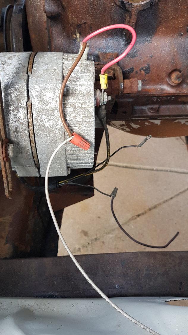 1960 Wiring Help