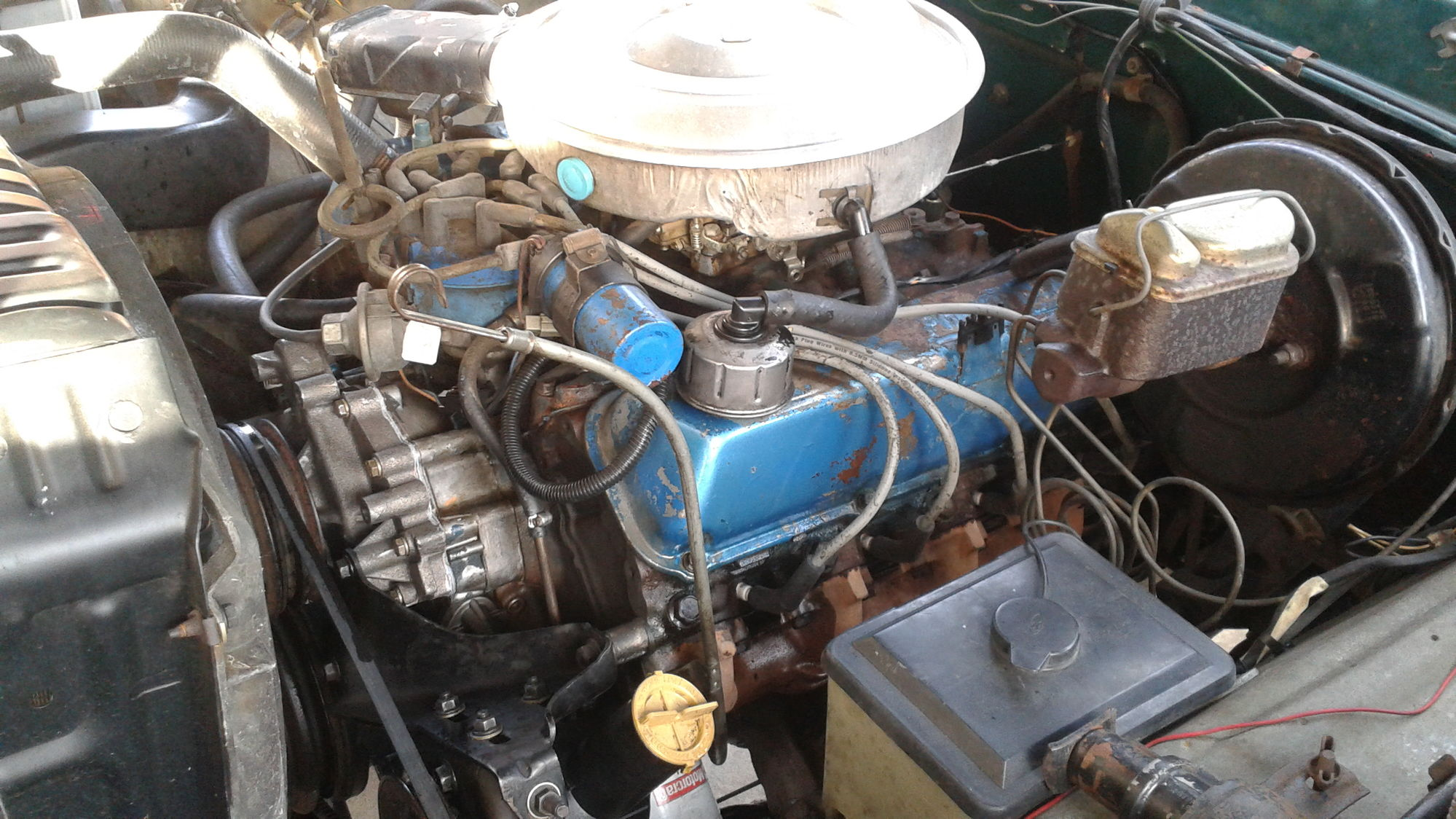 I did the wp ps and alternator last week mostly to learn