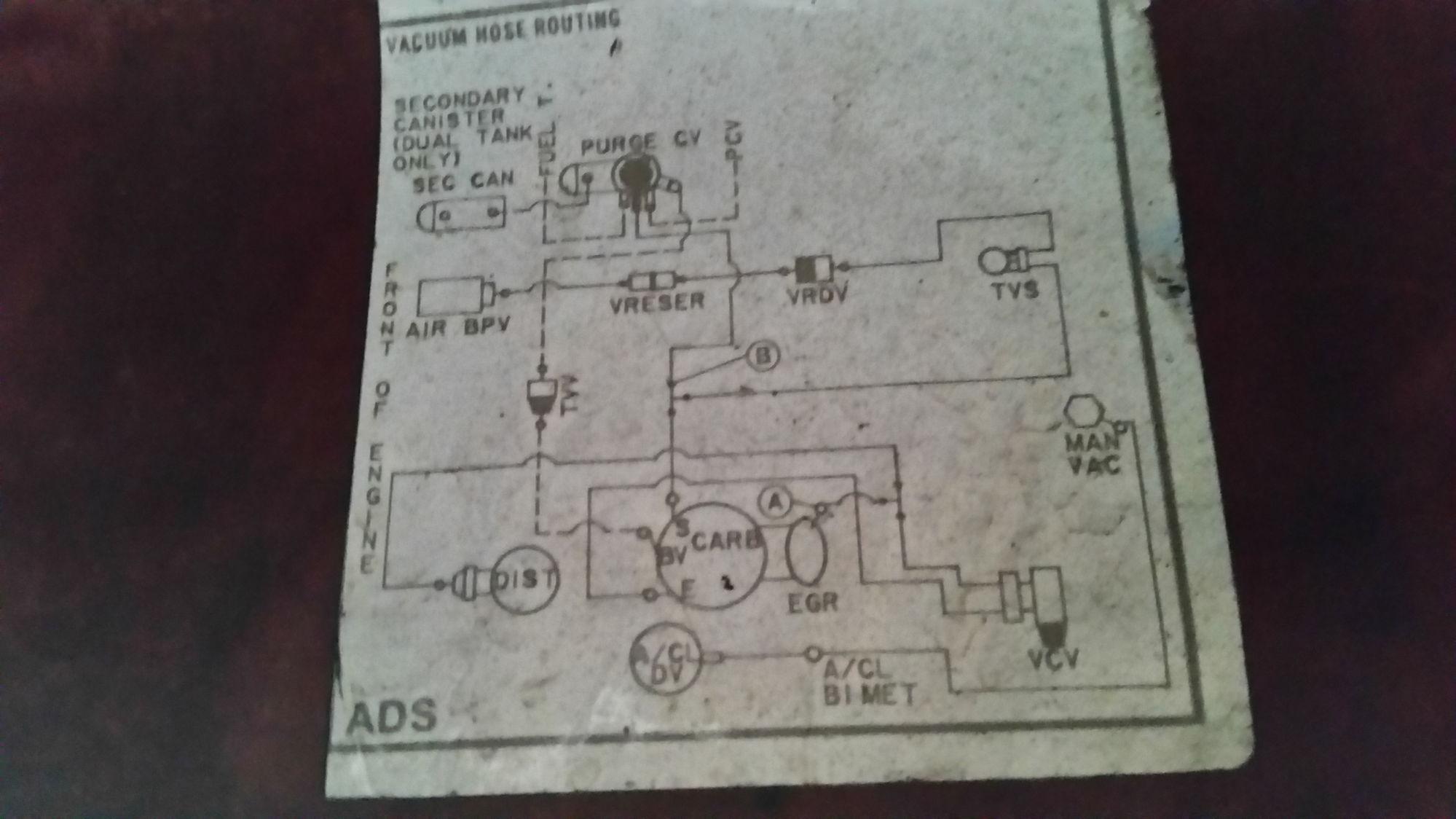 Vacuum Line Picture