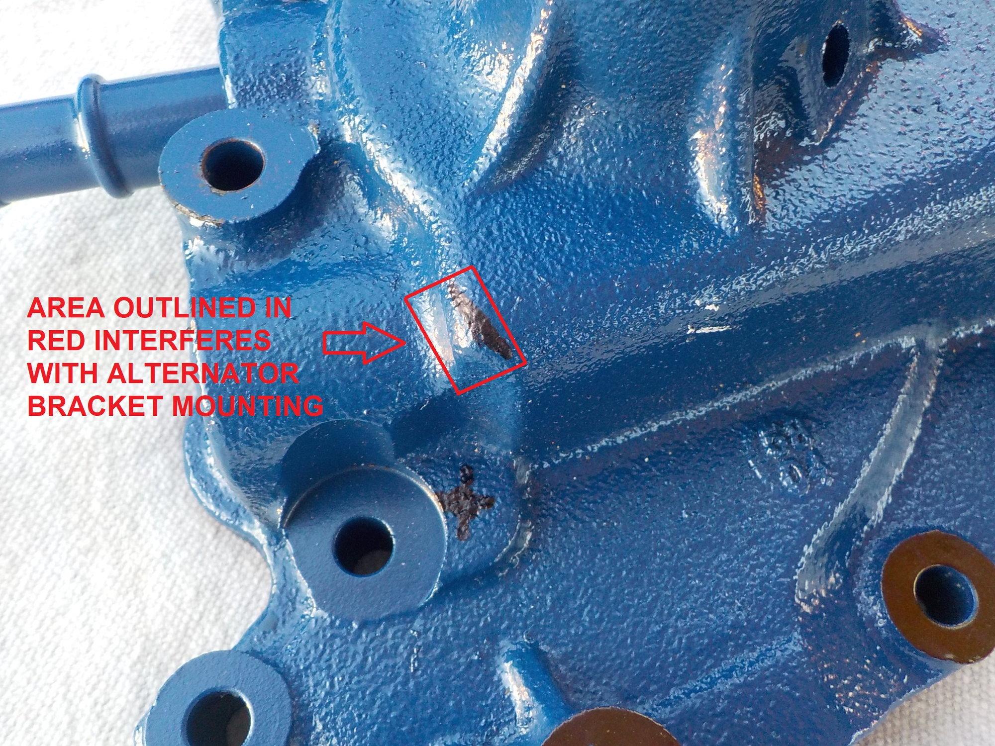 Standard Gates 43041 Engine Water Pump-Water Pump