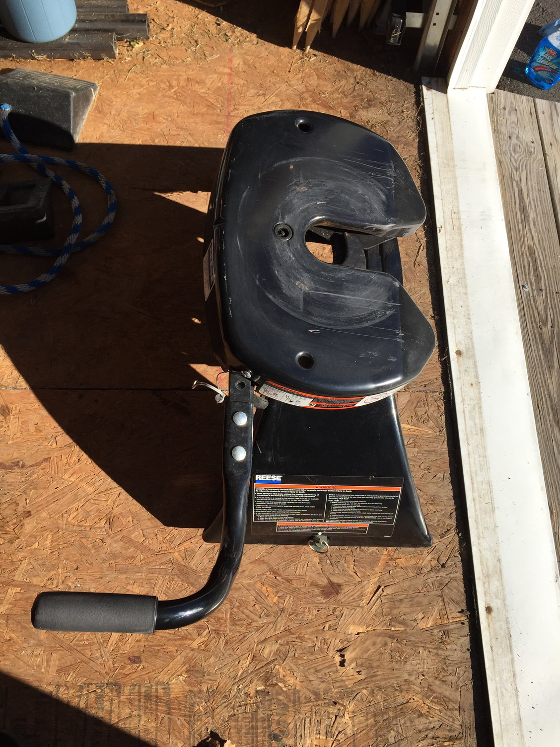 Fs Reese Elite Ford 18k 5th Wheel Hitch Ford Truck