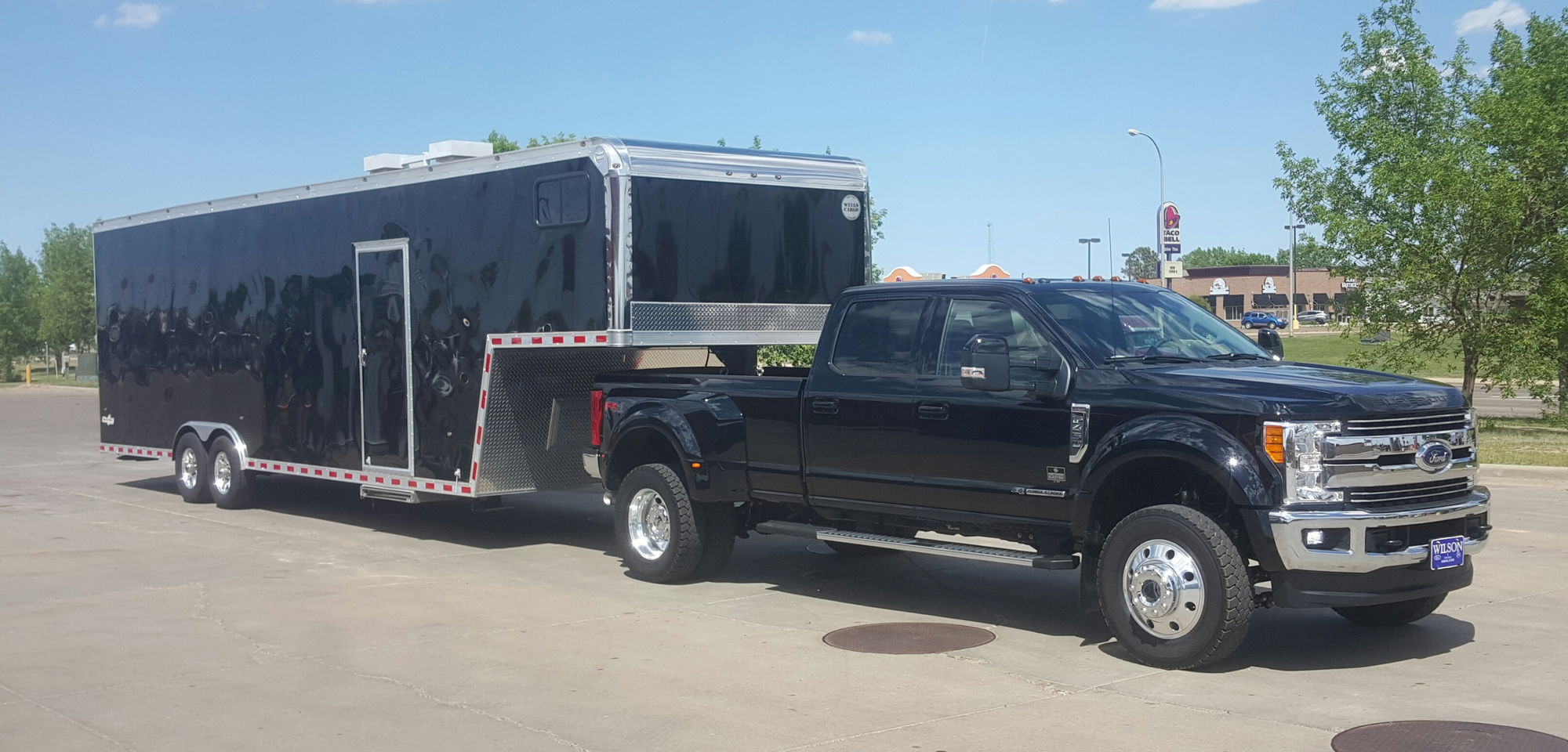 F350 Towing Capacity >> 2017 F450 Lift Pics - Ford Truck Enthusiasts Forums