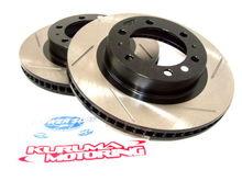 4 PowerSlot cryo treated rotors