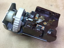 Old headlight switch. Missing a prong.