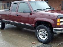Garage - Heavy Chevy