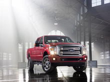 2013 Ford Super Duty Revealed