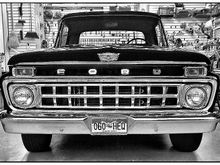 1965 Ford F100 (Raven)