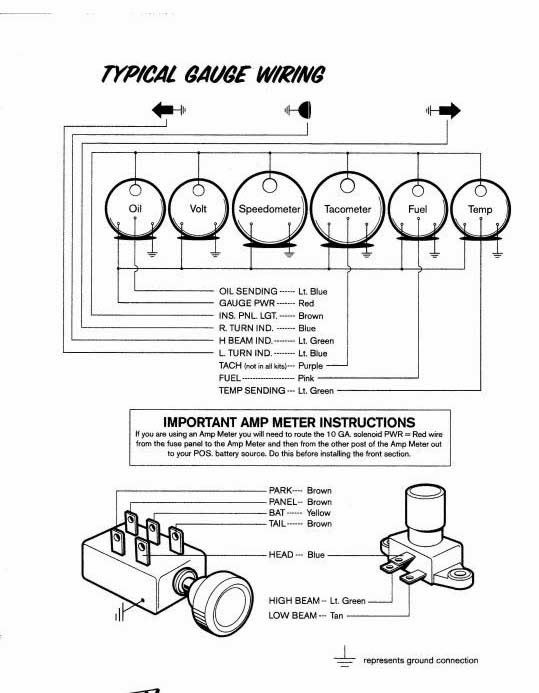 quad coil subwoofer wiring diagram dolphin quad gauges 7600 wiring diagram hi beam dash light won't stay on, any clues? - ford truck ... #8