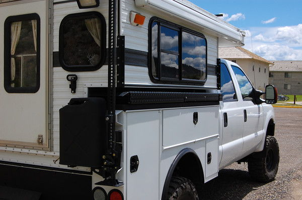 short utility bed - ford truck enthusiasts forums