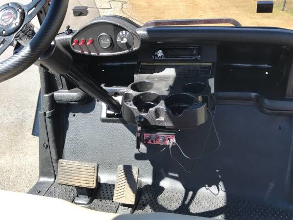 Jeep Ezgo Rxv Golf Cart Custom