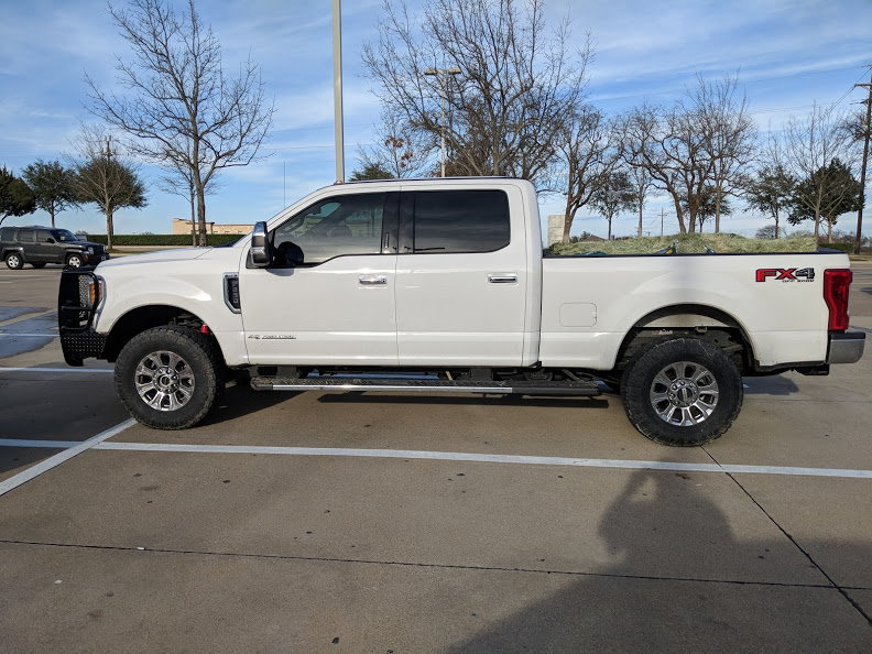 xlt leveled     rims ford truck enthusiasts forums
